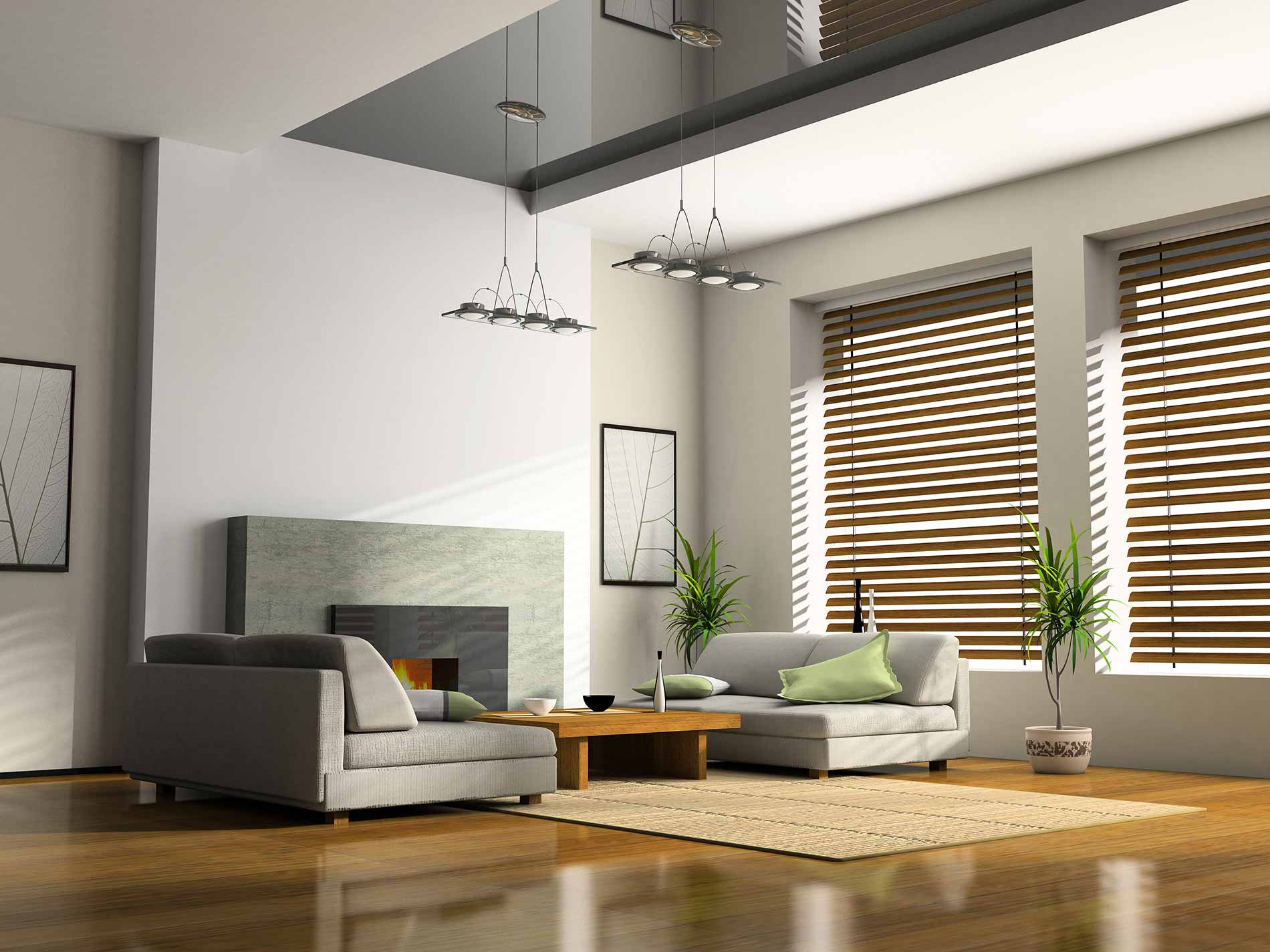 home-interior-with-blinds